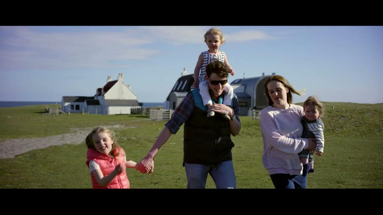 tiree family - CalMac and Friends