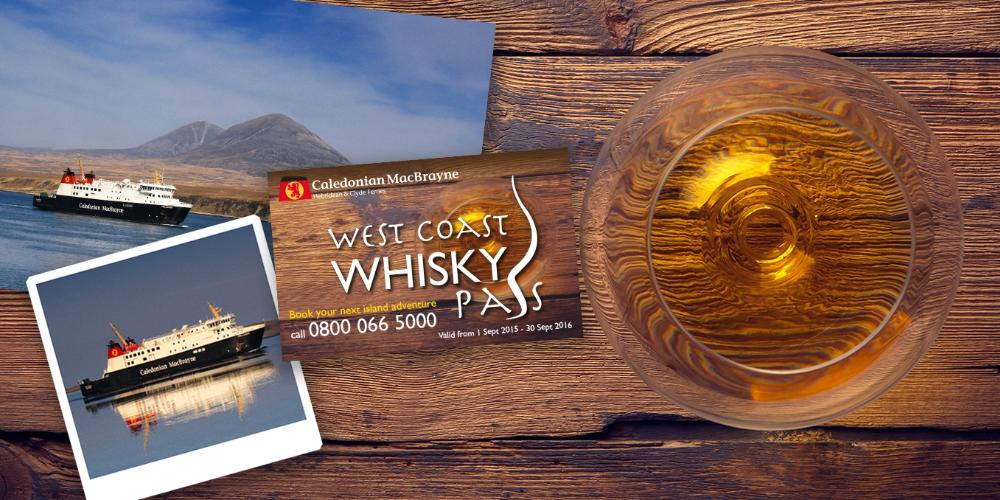 CalMac Whisky Pass