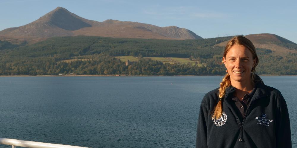 NTS Ranger talks available on CalMac Arran ferry in October