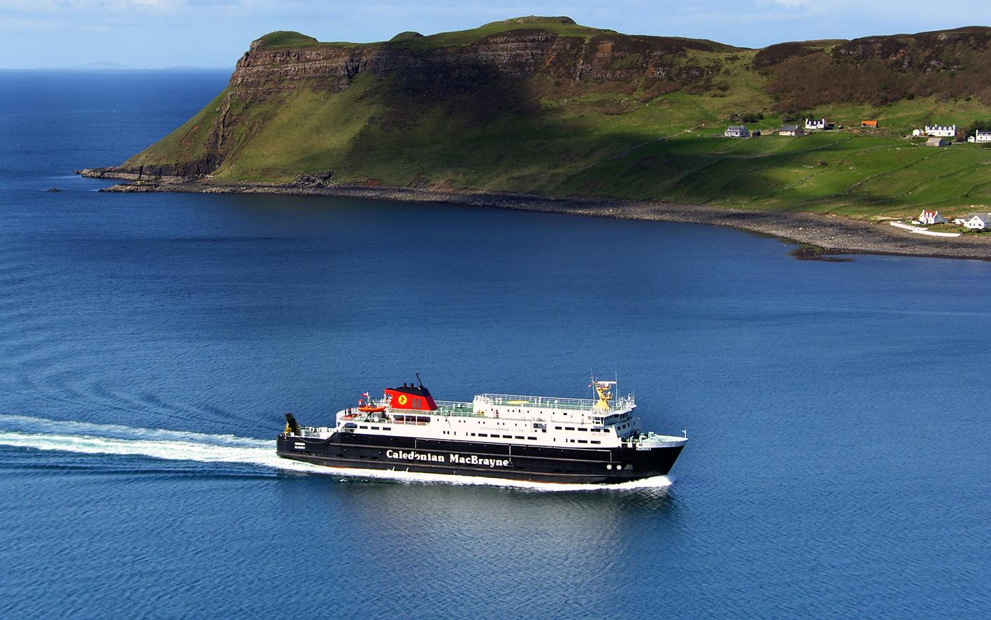 MV Hebrides Ferry