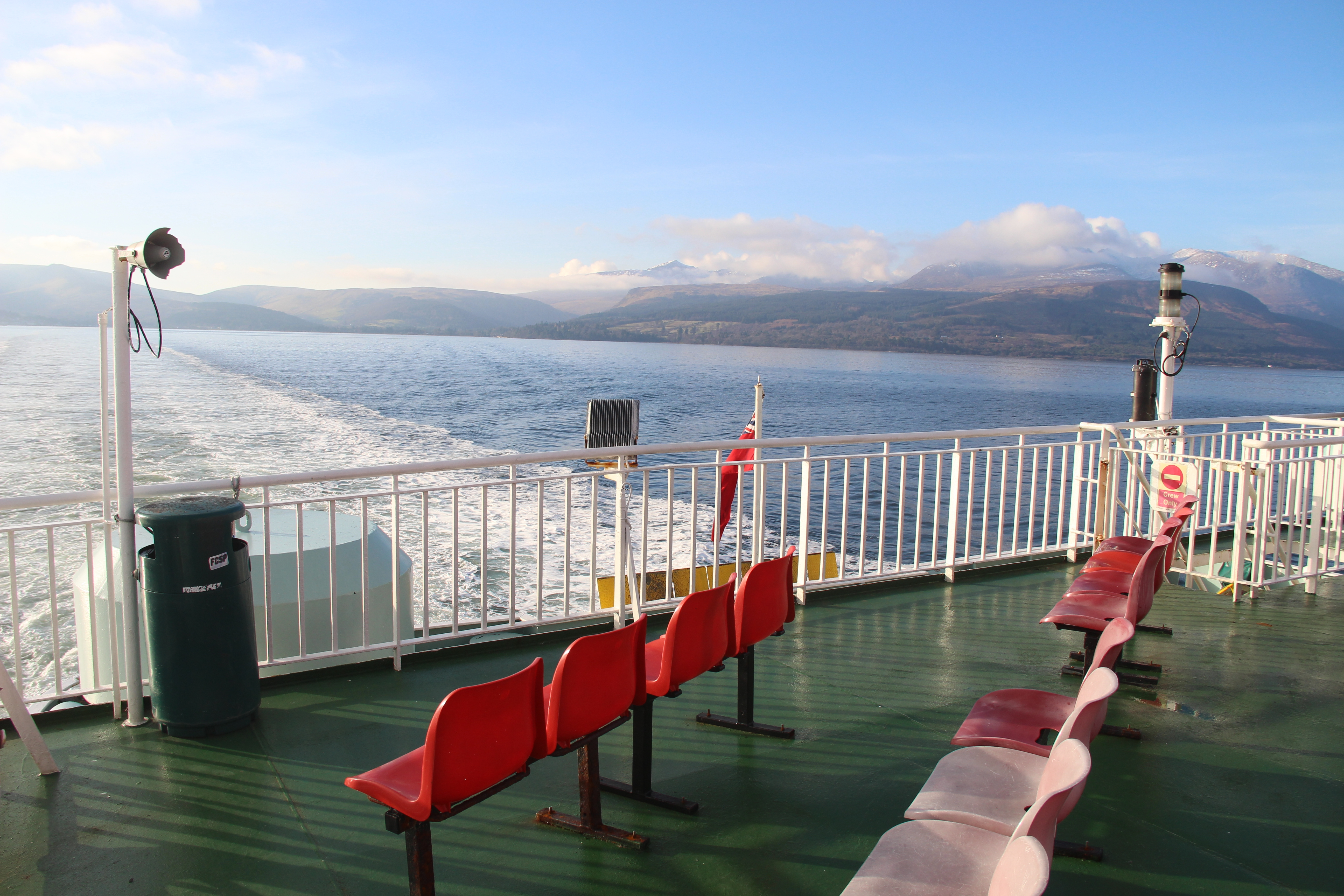 Things to do with kids on Arran 2