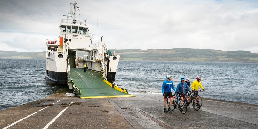 Ardnamurchan Cycling Route