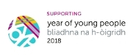 Year of Young People Logo