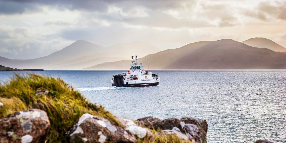 MV Hallaig Isle of Raasay